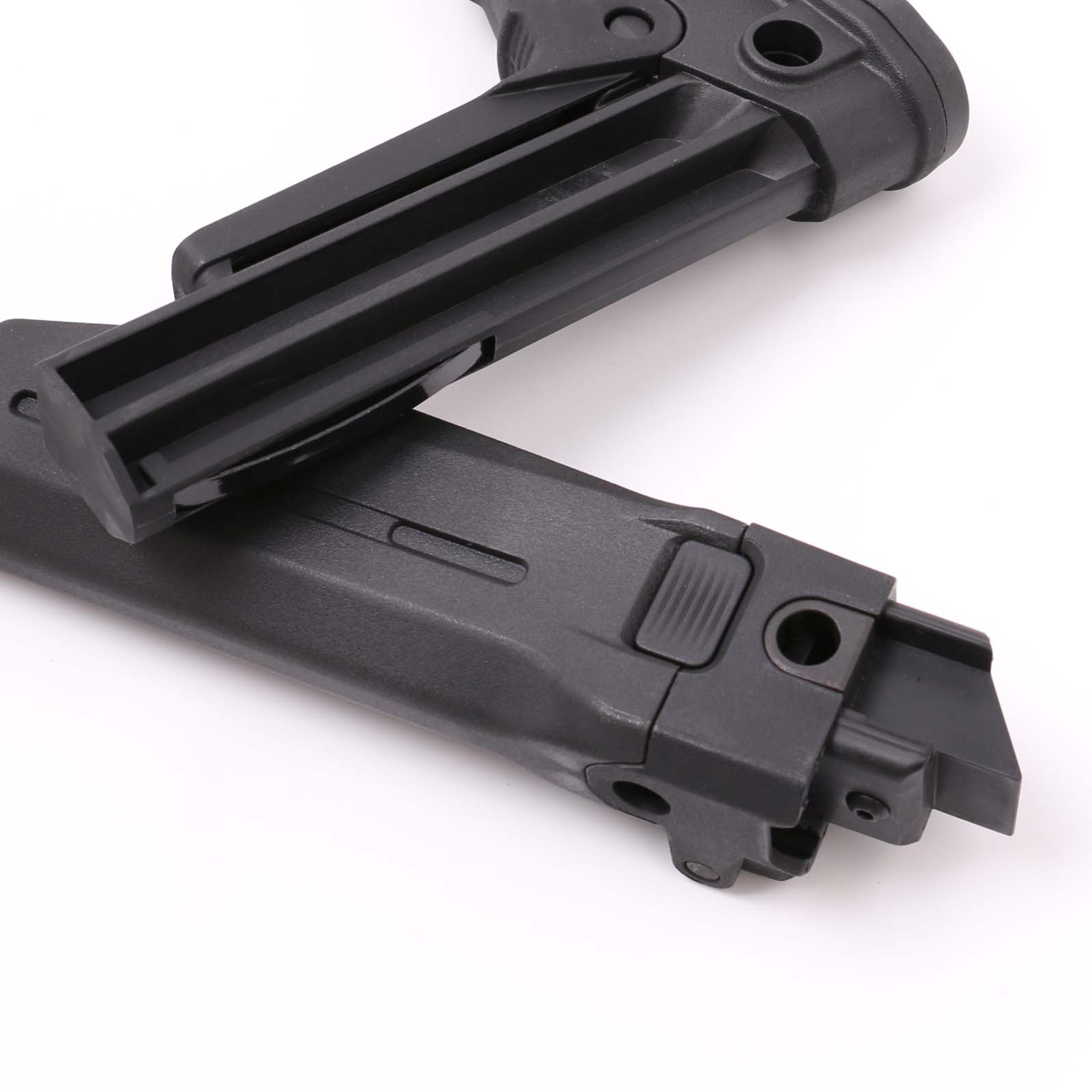 New Arrival Tactical Folding Collapsible STK With Sling Mounts For AK47 AK74 DS7521