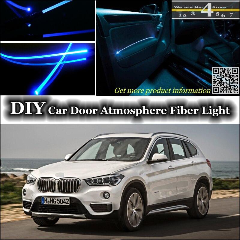 2015 Bmw X1 Interior: Interior Ambient Light Tuning Atmosphere Fiber Optic Band