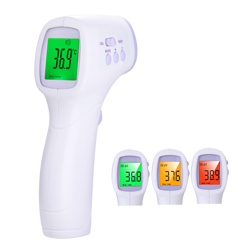 Digital Thermometer Muti-function Non Contact Electronic Baby Measurement Contactless Forehead lcd Infrared Thermometer For BabyDigital Thermometer Muti-function Non Contact Electronic Baby Measurement Contactless Forehead lcd Infrared Thermometer For Baby