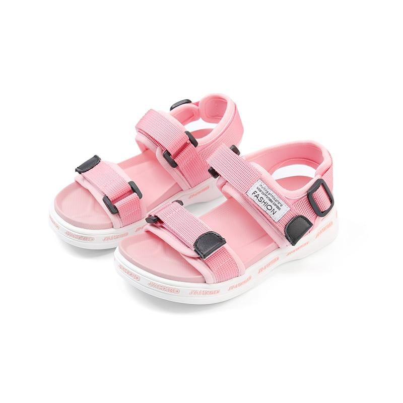 Zaizaile 2018 Letnie dzieci Czarny sneaker Sandal Baby Boy Pu - Obuwie dziecięce - Zdjęcie 1