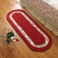Non Slip Bath Mat Carpet Door Mat Kitchen Bathroom Bedroom Soft Breathable Bathroom Toilet Anti Slip Mat