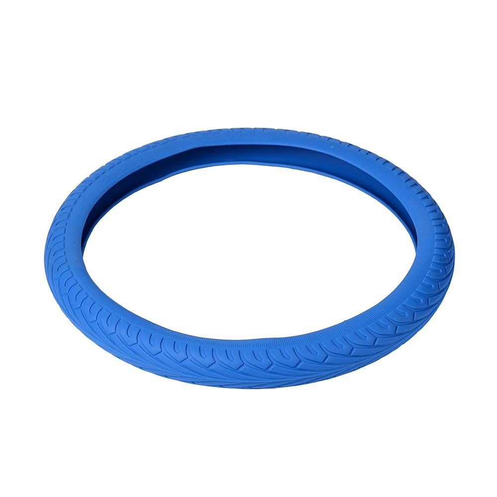 S Size 36.4cm Steering Covers Quality Silicone Steering Wheel Cover 3D Pattern Car Steering Covers