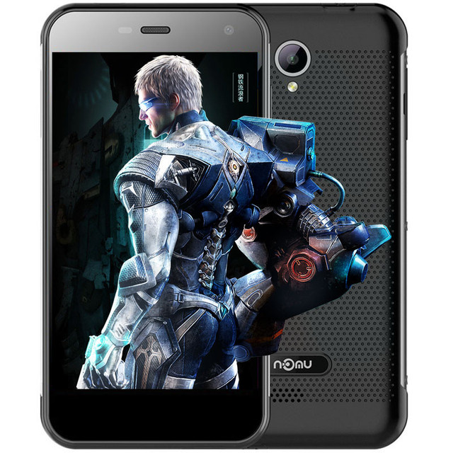 5.0 Inch Nomu S20 Android 6.0 Mobile Phone 4G Smart Phone MTK6737 1.5GHz Quad Core 3GB+32GB Waterproof IP68 3000mAh Cellphone