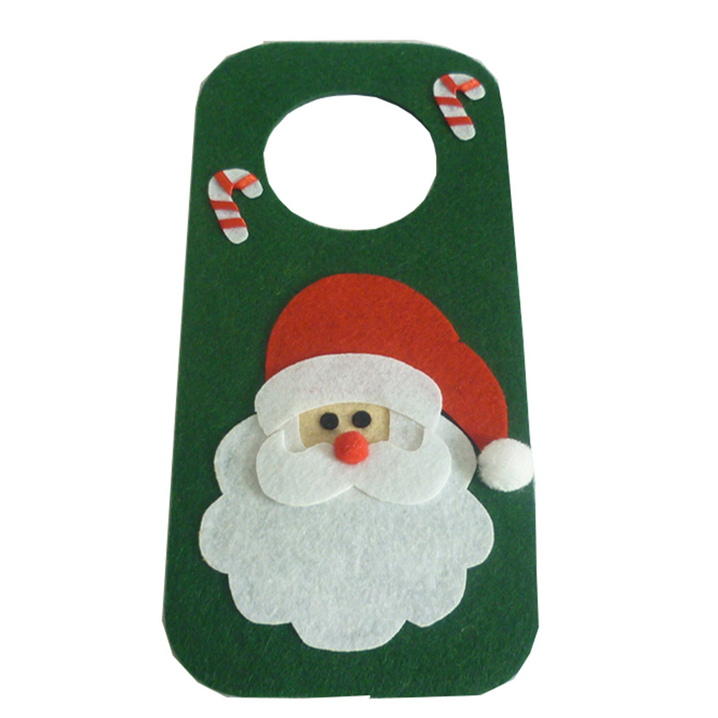 Aliexpress.com : Buy Christmas Door Hanging Decorations ...