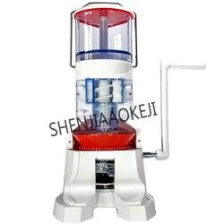 Manuelle knödel maschine WJ-18 micro Vertikale handkurbel knödel, der maschine haushalt Knödel wrapper maker maschine 14-18g