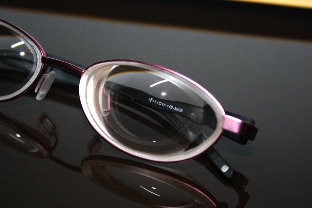 Круглые линзы из стекла с высокой близорукостью близорукость близорукие для женщин девушек и женщин низкое стекло для помощи зрению es-17d Pd60