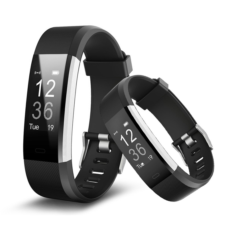 Bracelet Call Reminder Men Luxury Sport USB Charging OLED Alarm Clock Military Fashion Smart Wristband for Ios Android