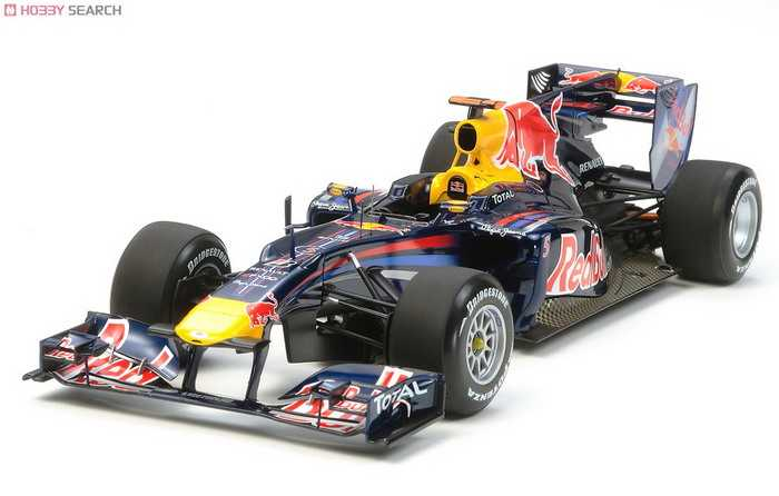F1 RB6 Formula 1 Racing Model 20067 1/20 RacingRenault