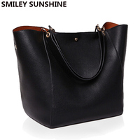 Women Vintage Leather Handbag Messenger Shoulder Bag Women Tote Lady Crossbody Bags