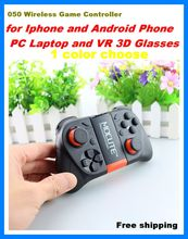 MOCUTE Wireless Gamepad Bluetooth 3.0 Game Controller Joystick for Iphone and Android Phone Tablet PC Laptop and VR 3D Glasses