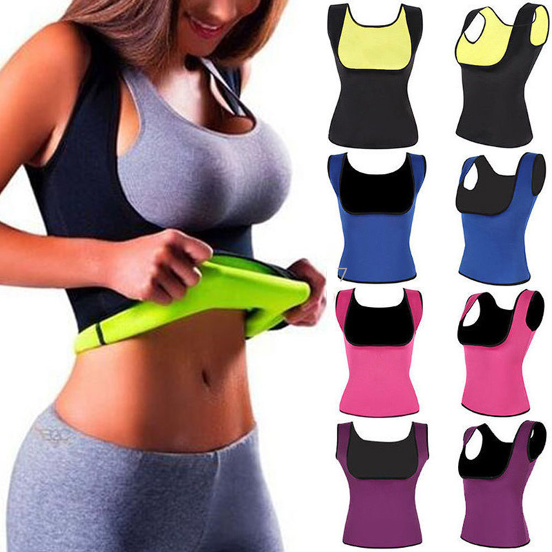 Heat Trapping Sweat Vest