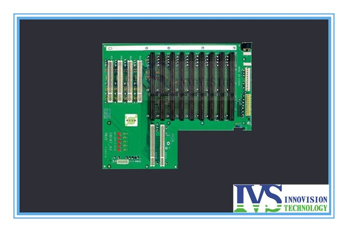 High-performance  PCI/ISA Backplane 13 Slots
