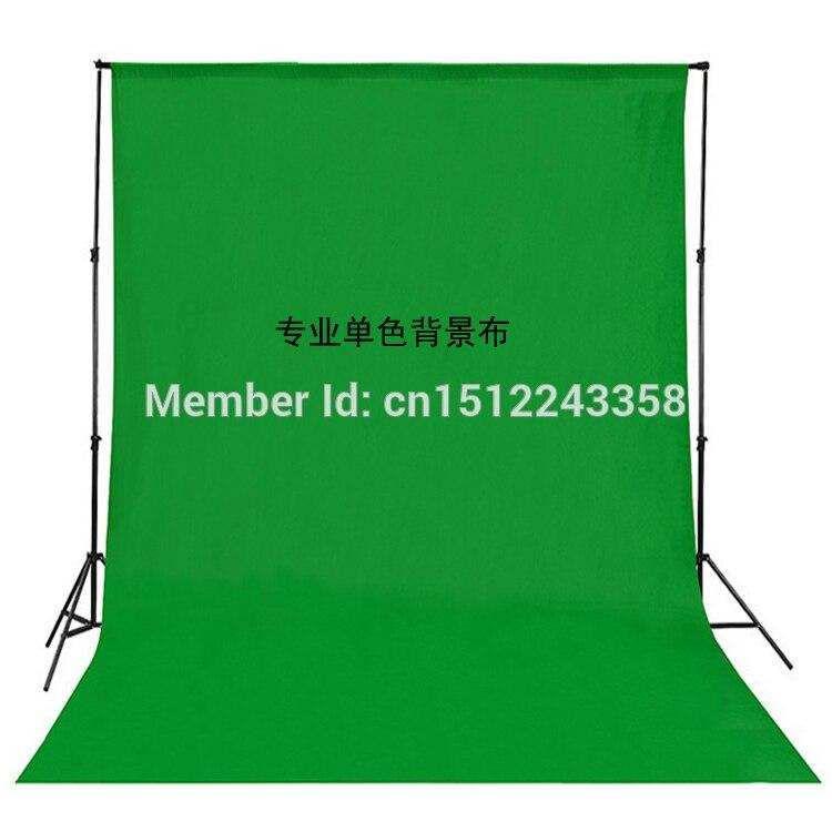 Fond de couleur unie mousseline vidéo Photo photographie Studio écran toile de fond vert PS découpe personnalisée