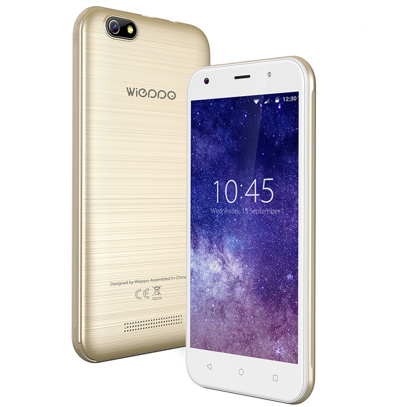 S5 5 0 inch Cell Phone Android 6 0 MT6580 Quad Core 1GB RAM 8GB ROM
