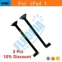 Original Für iPad 1 Usb-ladegerät Lade-dock-connector-port-flexband-kabel Flexkabel-band Stecker Reparatur Teil Mit Spurhaltungszahl