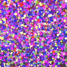 500Gram/lot Round Glitter Purple Gold Rose colors Shiny Metallic Nail Art Resin Slime Decoden Supplies 1mm2mm3mm Mixed YMP-08
