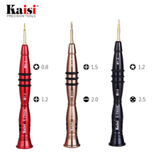 Kaisi Precision Dismountable Double Head Screwdriver Opening Repair Tools For Phone K-P8608