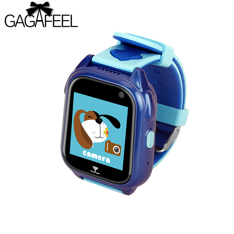M06 GPS Child Smart Watch Waterproof IP67 Phone Positioning GPS Tracker 1.44 inch Color Touch Screen SOS Smart Baby Watch все цены