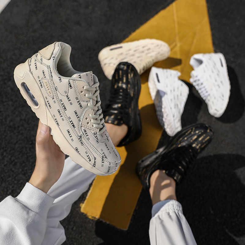 VSIOVRY 2019 новые мягкие беговые кроссовки мужские кожаные дышащие кроссовки мужские водонепроницаемые красные уличные прогулочные спортивные туфли