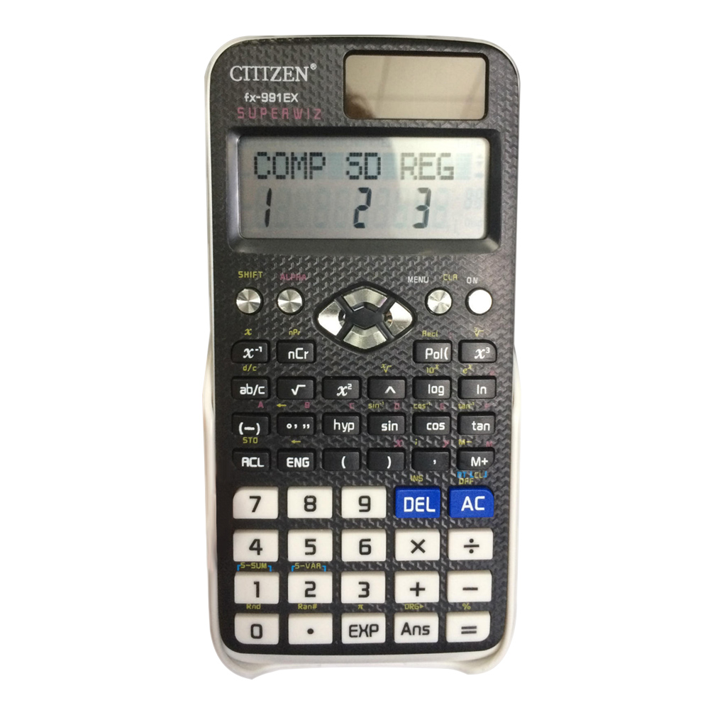 2019 Hot Solar Power Scientific Calculator EX 552 For Home Office School Counter Calculating For DOY