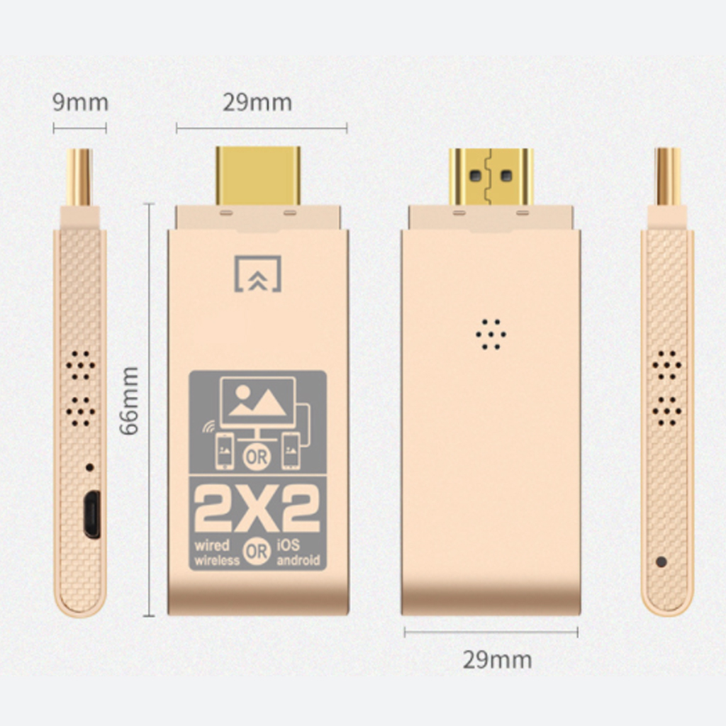 Image 5 - 1080P HD TV Stick Digital HDMI Screen Receiver Adapter Media Video Wireless Display Dongle IOS Android Windows-in TV Stick from Consumer Electronics