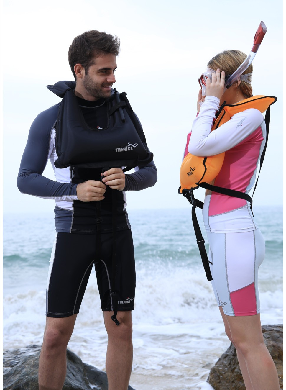 TheNice Mask Snorkeling Set