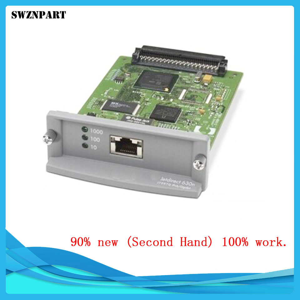Ethernet Internal Print Server Network Card For HP JetDirect 630N J7997G P4015 4250 4200 4350 4300 4515 4345 5525 4555 4025 4525