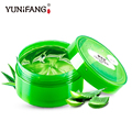 YUNIFANG aloe vera gel Cream perfect remove acne,Moisturizing Cream  Sun-protection Sunscreen Aloe cream