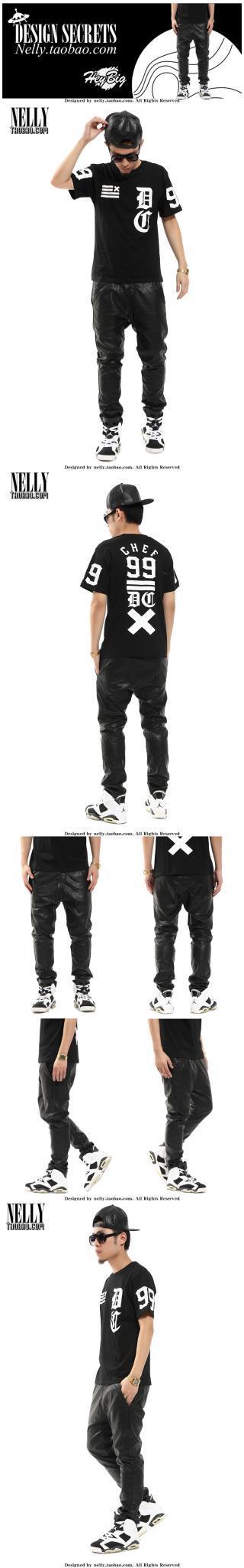 ... west swag dance pants boys joggers black fashion mens plus size  clothing boys leather pants. aeProduct.getSubject().  aeProduct.getSubject(). aeProduct. a907ed4db374