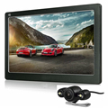 7 дюймов Автомобиля GPS Навигации AVIN Заднего Вида Парковочная Камера HD экран FM Передает DDR3 ROM 8 ГБ 800 МГц Грузовик Автомобиль GPS Навигатор