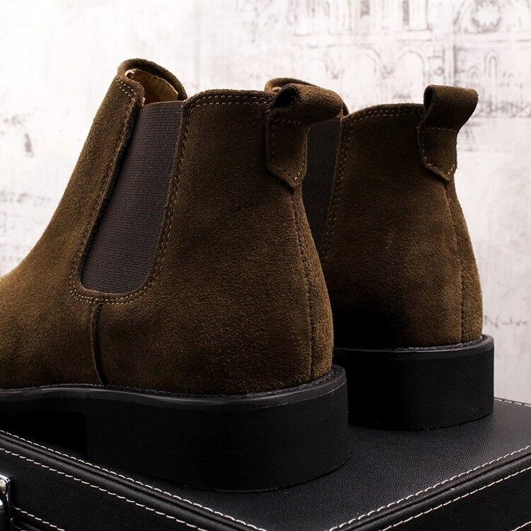 Chaussures Appartements Sapato Célèbre Cuir Mode Luxe 01 Hombre Italien Masculino Style Suédé Marque Zapatillas De En 02 Mocassins Mocassim 2019 Oq0IwO