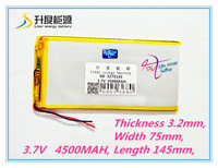 Tablet Battery 3275145 3 7V 4500MAH A Thin Polymeric Product Battery Tablet PC Digital Audio Batteries