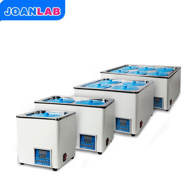 JOANLAB laboratorio termostato Digital baño de agua 4 orificios olla de baño ampliamente utilizada en el secado, concentración, destilación, prueba de temperatura - 2