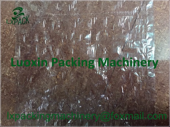LX-PACK Brand Lowest Factory Price High speed air fill pillow making machine air cushion film roll blank for void filling
