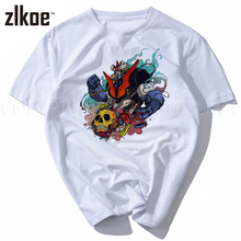 Anime Mazinger Z 03 t shirt 2017 New Arrival mens t shirts customized Short Sleeve T-shirt Men's Clothing Top Tees For Summer