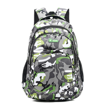 New Oxford Camouflage Casual Mens Backpack Womens Back Pack Young Teenagers Outdoor Travel School Bag Male Female