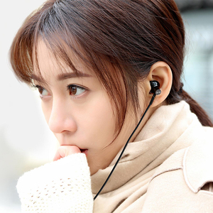 Image 5 - 100% Original Xiaomi Hybrid DC Earphone Dynamic piezoCeramic Dual Driver MEM Mic Tenacity Wire Control Half In Ear L Shape Plug