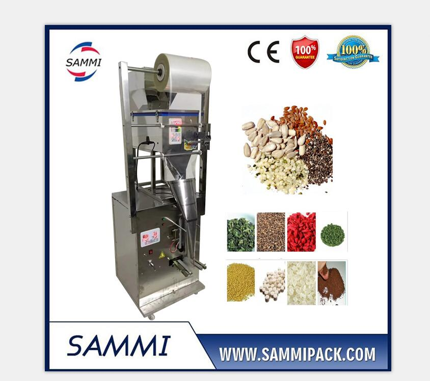 New type SMFZ-500 Automatic tea bag packaging machine for food, fruit