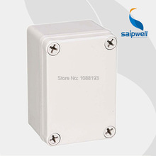 65*95*55mm Types of Low Voltage Electrical Junction Box with Plate IP65 2.56″*3.74″*2.1″ (DS-AG-0609)