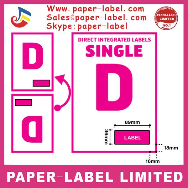 US $190 0 |4000A4 Half Sheet Self Adhesive A4 Shipping Labels sticker label  paper for laser printer and Inkjet Printers on Aliexpress com | Alibaba
