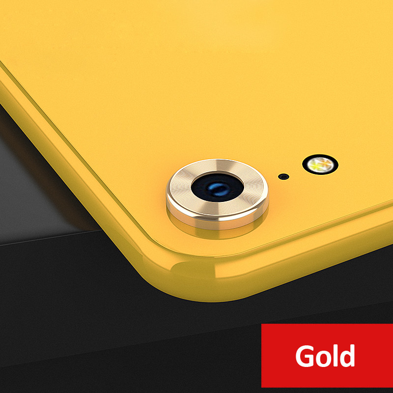 KIPXR1090J_1_Metal Camera Lens Protector for iPhone XR 360 Full Protection Anti-scratch Camera Protective Cover