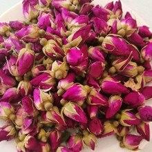 Nueva Bolsa Natural de 250g, Rosa seca, flor, rosa, niña rosa, regalo para mujer, decoración de boda