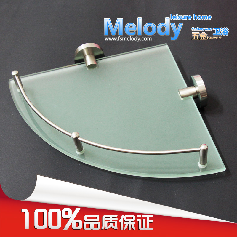 Stupendous Us 48 0 10 Year Warranty Me Bs001 Tempered Glass Brass Bathroom Accessories Shelves Glass Shelf Bracket In Bathroom Shelves From Home Improvement Download Free Architecture Designs Scobabritishbridgeorg