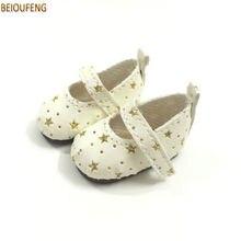 BEIOUFENG 4,6 см модная кукольная обувь повседневные кроссовки спортивная обувь для кукол, обувь для кукол из искусственной кожи обувь для кукол BJD летняя обувь для кукол 2 пары