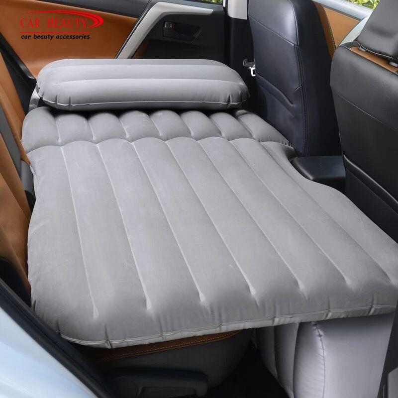 Lit gonflable de matelas de voyage d'air de voiture de 135*80*35 CM lit de repos de voyage de Camp résistant à l'humidité de siège arrière d'oxford pour le CZK-927 intérieur de voiture
