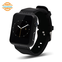 High-end Bluetooth Smart Watch phone Sim-karte Android Uhr Digitale Sport Wifi smartwatch Paar Mit Android iOS