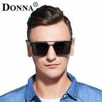 Donna Design Men Classic CR 39 Driving Sunglasses HD Polarized Sun Glasses Luxury Shades UV400