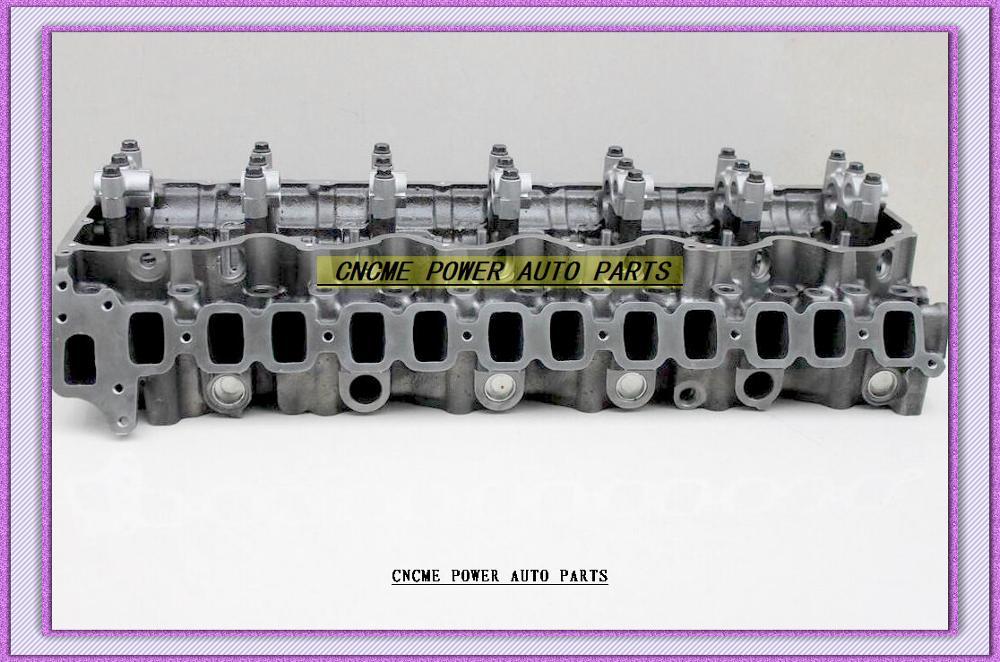 1HD-FT 1HDFT Bare Cylinder Head Only For Toyota Land Cruiser 4164cc 4 2L TD  SOHC 24v 1995-1997 11101-17041 1110117041 1HD FT