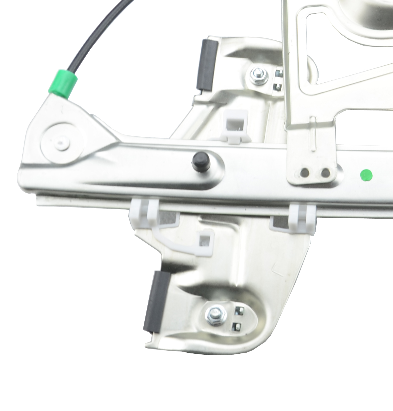 Power Window Regulator Without Motor for 2000-2005 Cadillac DeVille Front Left