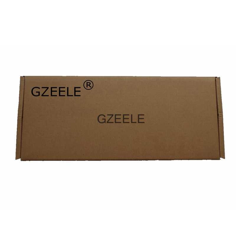 Gzeele novo portátil lcd dobradiça para dell latitude e5520 e5520m portátil lcd dobradiças esquerda & direita 3 rcyy 31fvt 1 par